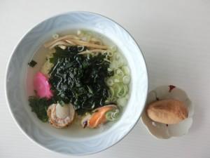 金剛・塩ラーメン450円