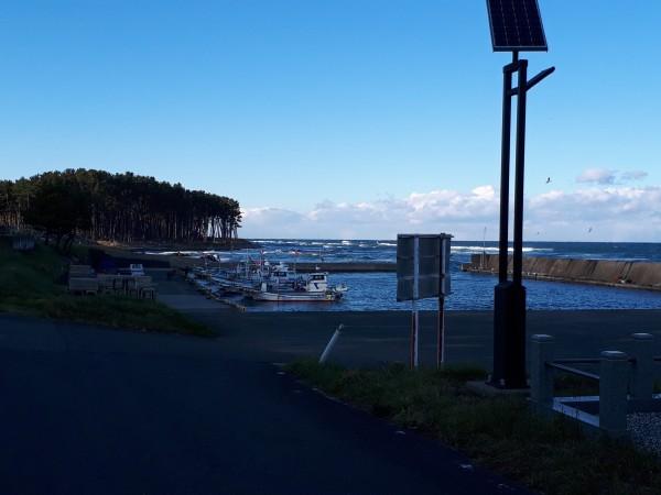宿戸漁港2